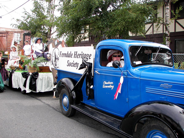 Old Settlers Weekend Ferndale Heritage Society